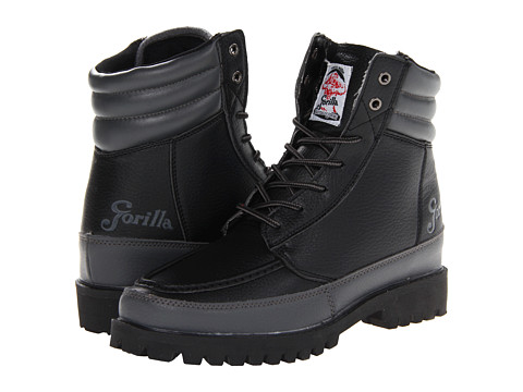Gorilla - Messenger (Black) Men's Shoes