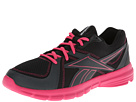 Reebok Speedfusion RS L (Black/Gravel/Candy Pink) Women's Running Shoes