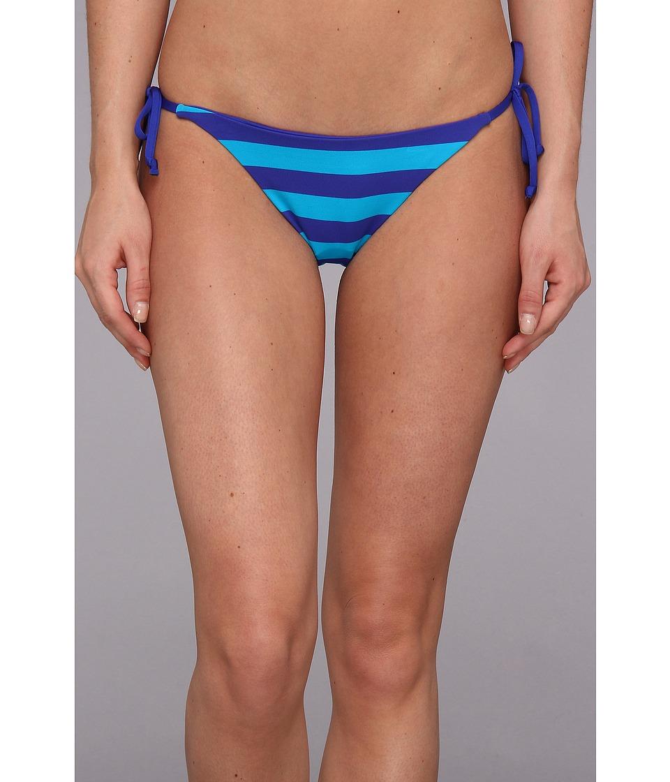 CA by Vitamin A Swimwear - Alexa Reversible String Bottom (Hanalei) Women's Swimwear
