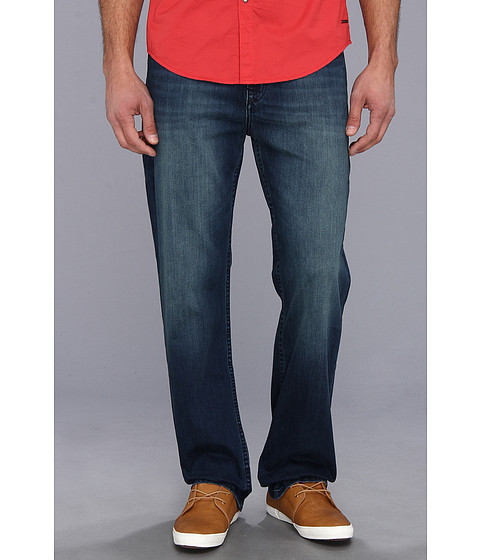 Calvin Klein Jeans - Relaxed Fit Denim in Indigenous (Indigenous) Men's Jeans
