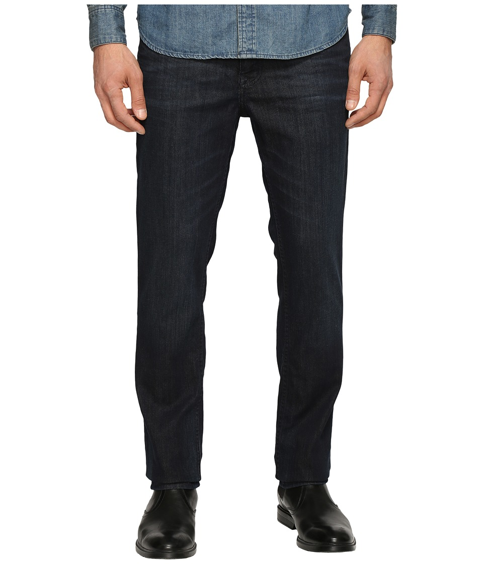 Calvin Klein Jeans - Slim Straight Denim in Osaka Blue (Osaka Blue) Men's Jeans
