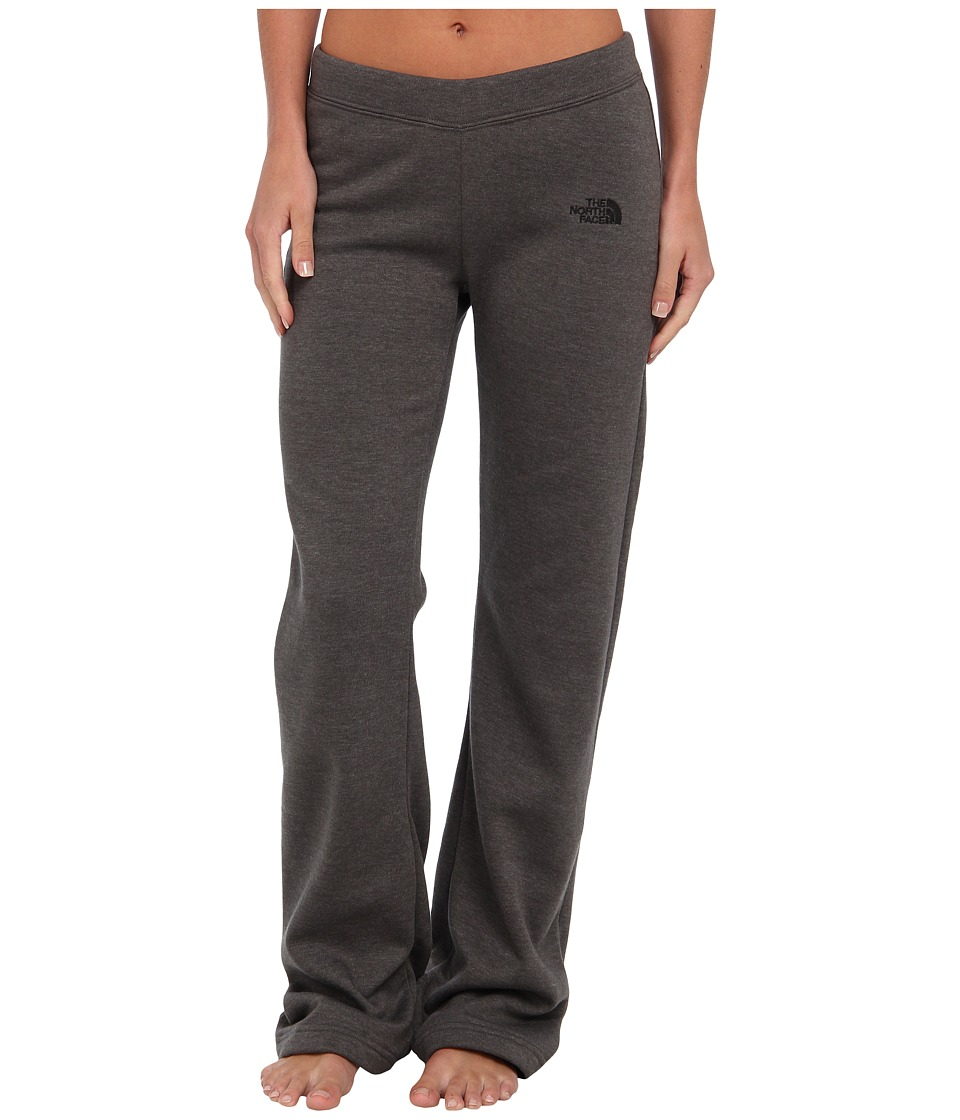 The North Face - Half Dome Pant (Charcoal Grey Heather) Women
