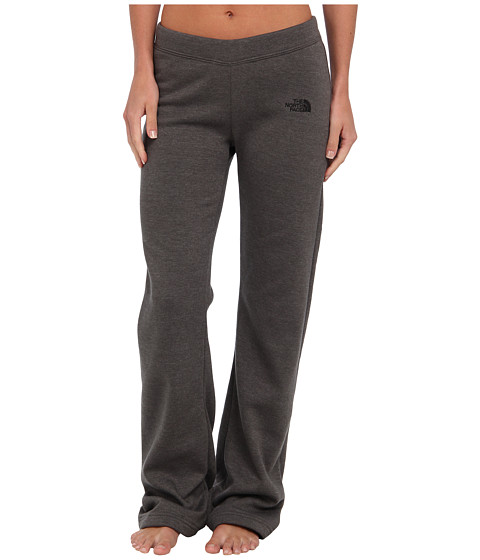 The North Face - Half Dome Pant (Charcoal Grey Heather) Women's Workout