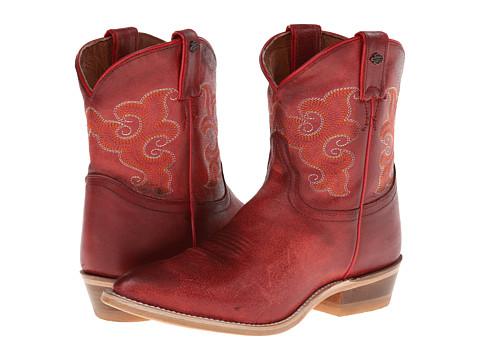 Harley-Davidson - Emma-Lee (Red) Cowboy Boots