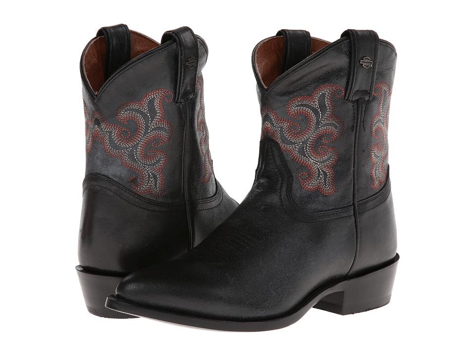Harley-Davidson - Emma-Lee (Black) Cowboy Boots