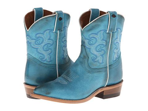 Harley-Davidson - Emma-Lee (Blue) Cowboy Boots