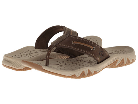 Sperry Top-Sider - SON-R Pulse Thong (Tan) Men's Sandals