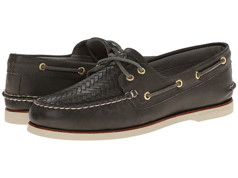 Sperry Top-Sider - Gold A/O Woven (Grey) Men