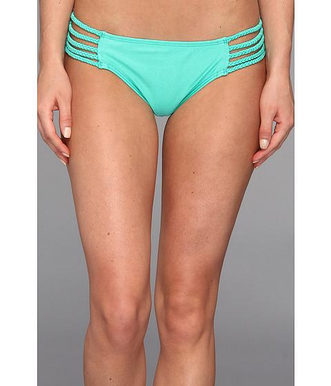 Shop Luli Fama online and buy Luli Fama Cosita Buena Cutting Edge Multi Braid Full Bottom Sexy Siren Womens Swimwear swimwsuits online