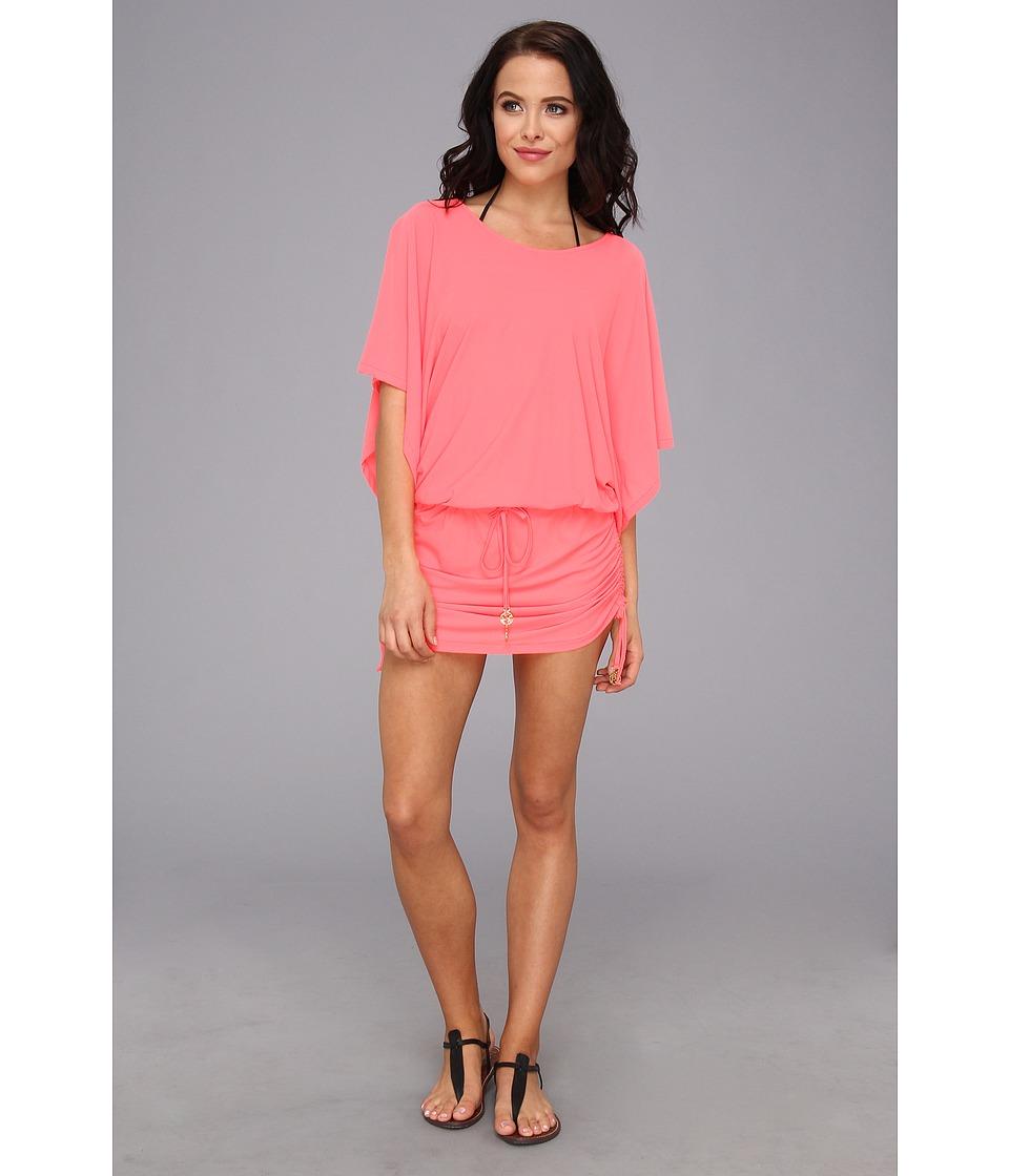 Luli Fama Cosita Buena South Beach Dress Cover-Up (Hot Mess) Women