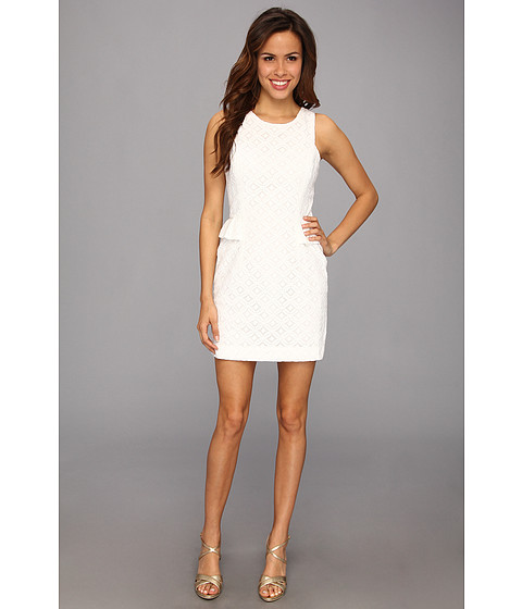 Lilly Pulitzer - Abby Dress (Resort White Xo Lace) Women