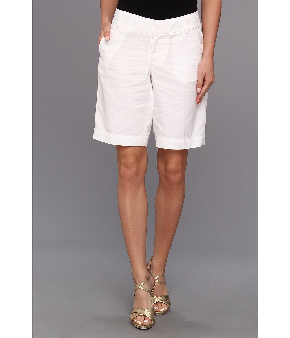 Lilly Pulitzer - Chipper Bermuda Short (Resort White) Women's Shorts