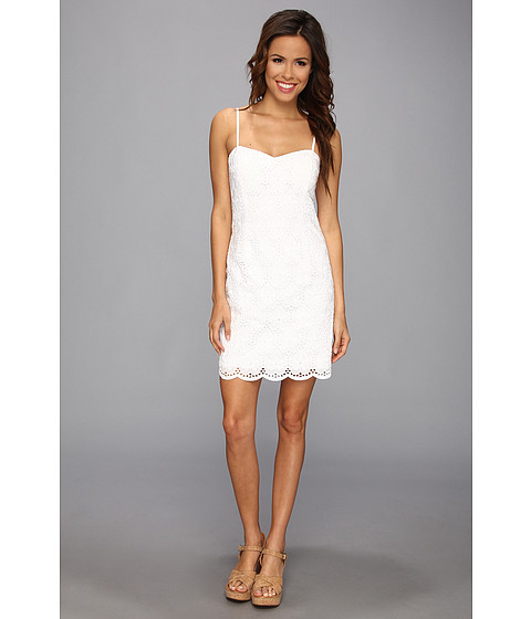 Lilly Pulitzer - McCallum Dress (Resort White Charleston) Women