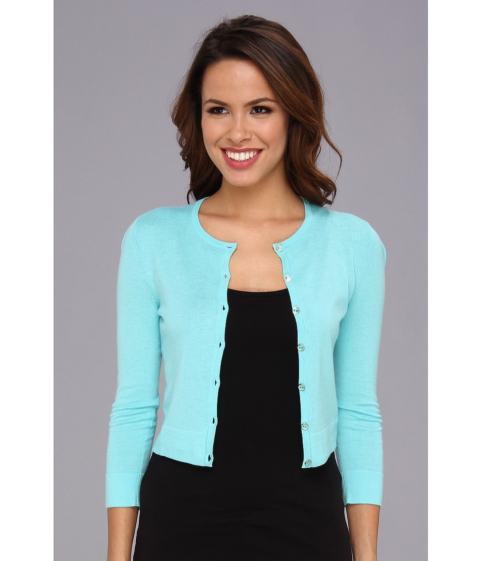 Lilly Pulitzer - Charlotte Cardigan (Shorely Blue) Women's Sweater
