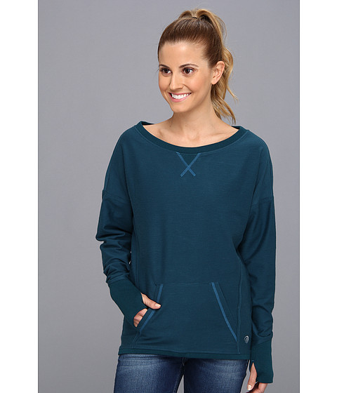 MPG Sport - Panache (Blue Grass) Women's Sweatshirt