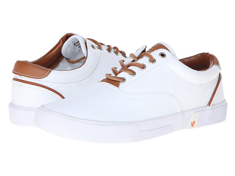 GBX - Horc (White 2) Men's Lace up casual Shoes
