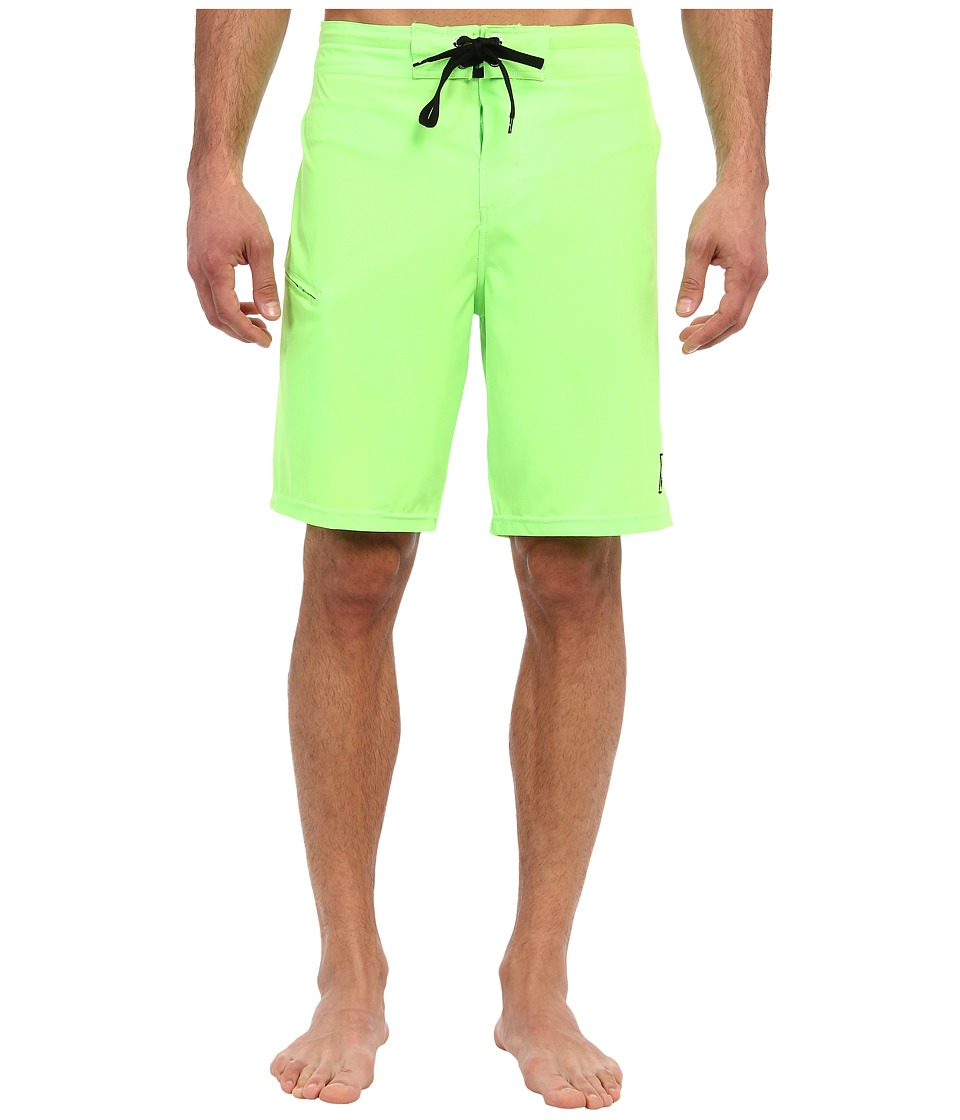 Body Glove - Gripper Vaporskin Boardshort (Neon Lime) Men