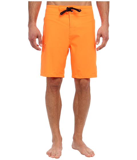 Body Glove - Gripper Vaporskin Boardshort (Neon Orange) Men's Swimwear