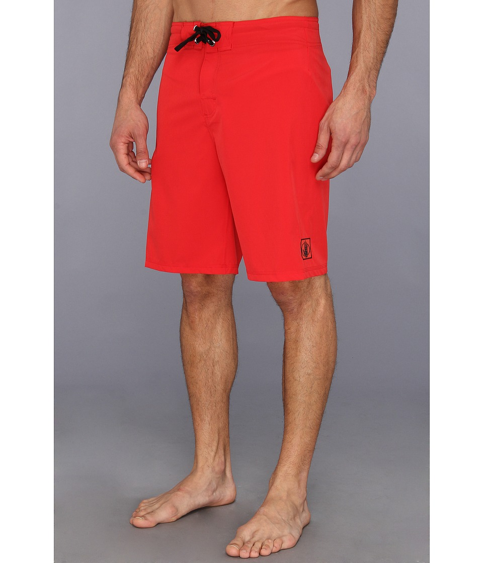 Body Glove - Gripper Vaporskin Boardshort (Infrared) Men's Swimwear