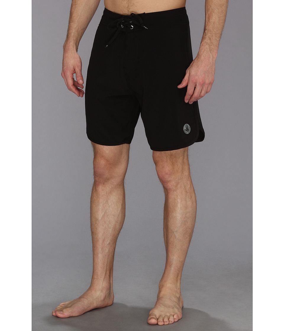 Body Glove - Nukes Boardshort (Black) Men's Swimwear