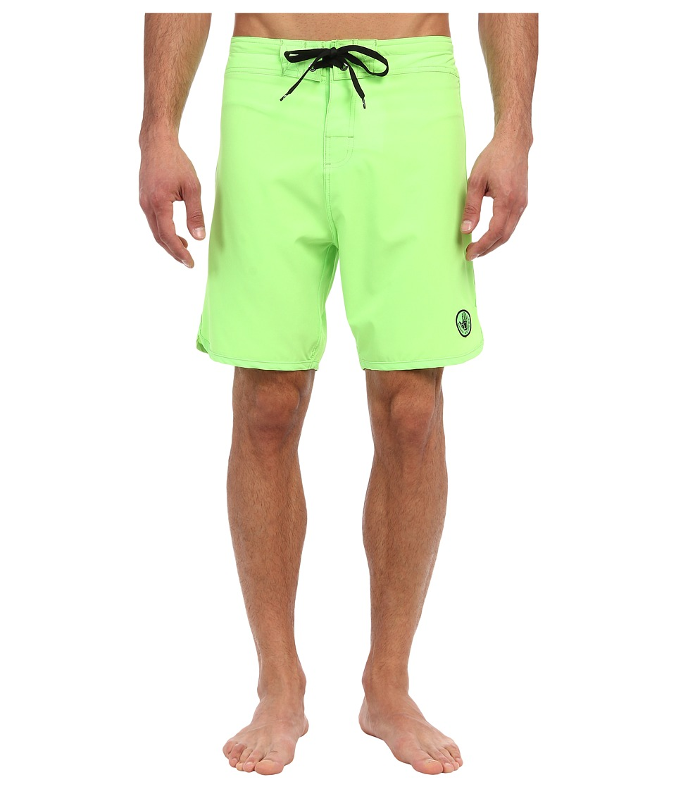 Body Glove - Nukes Boardshort (Neon Lime) Men's Swimwear