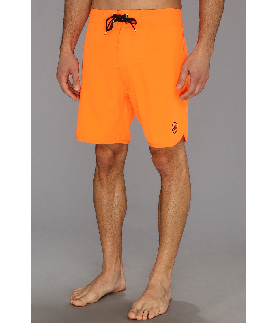 Body Glove - Nukes Boardshort (Neon Orange) Men's Swimwear