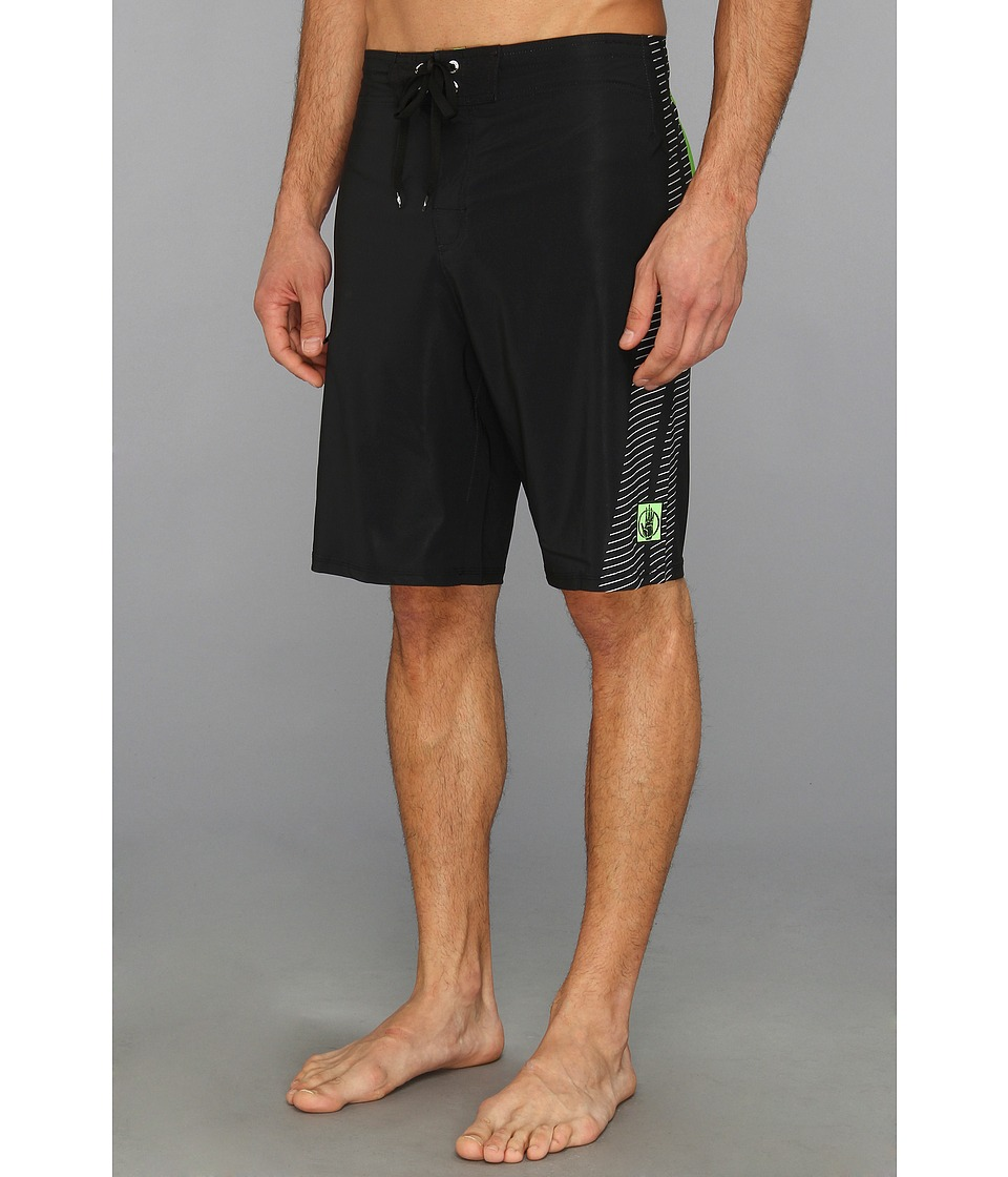 Body Glove - Vulcan Boardshort (Black) Men's Swimwear