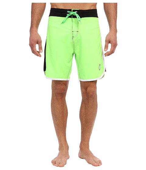 Body Glove - Scallopini Boardshort (Neon Lime) Men