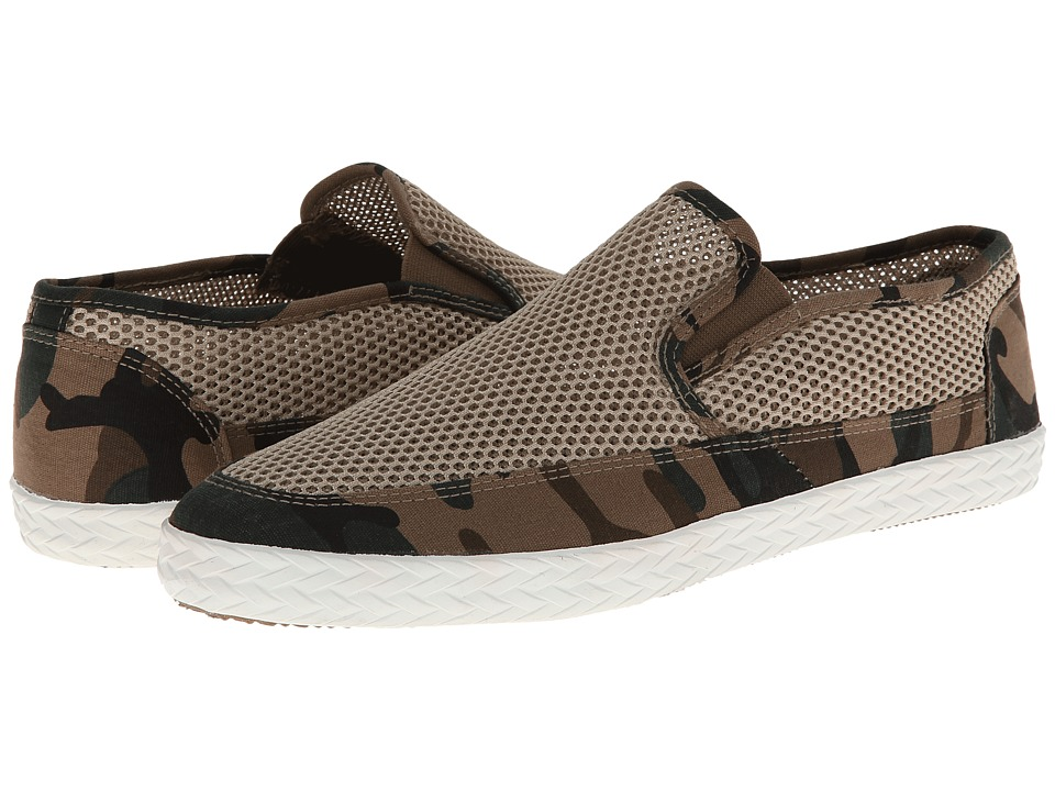 GBX - Miami (Natural Mesh) Men's Slip on Shoes