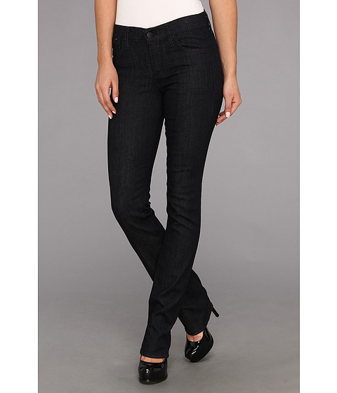 A Gold E - Elodie Low-Rise Straight in Paris (Paris) Women's Jeans