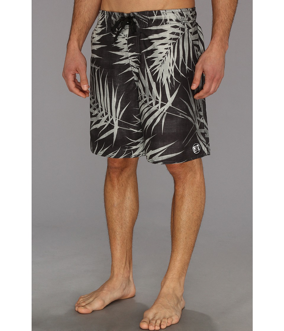 Body Glove - Strummer Boardshort (Charcoal) Men's Swimwear