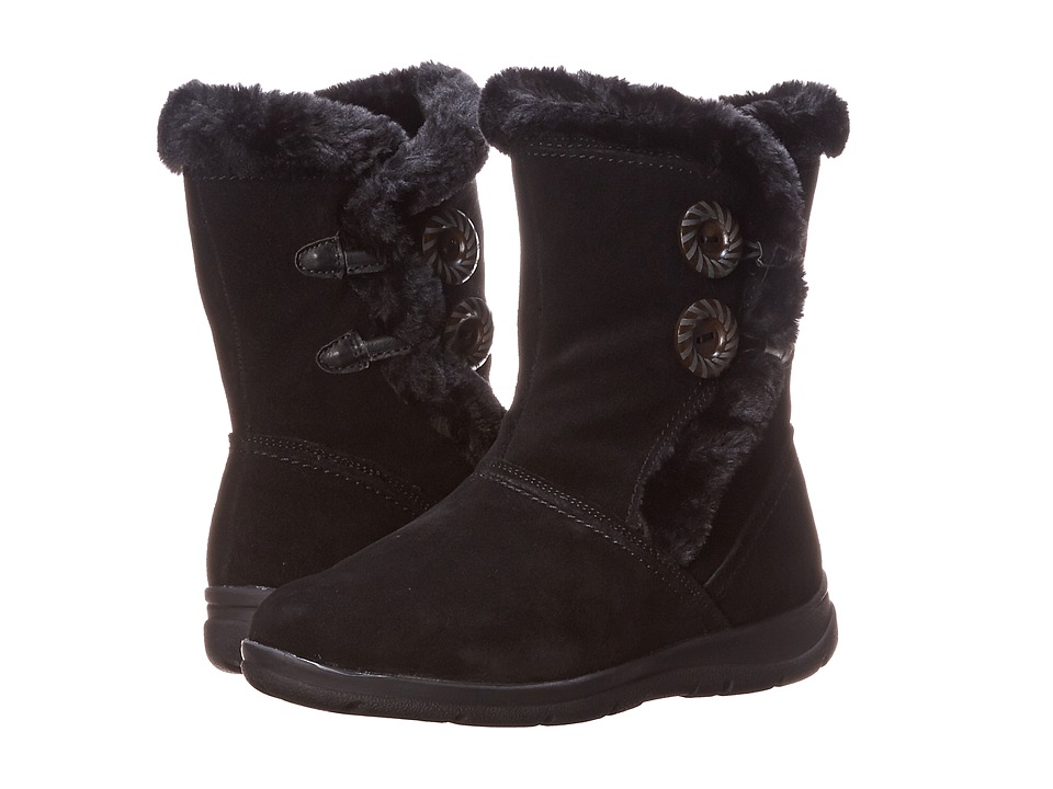 White Mountain Trip (Black Suede) Women