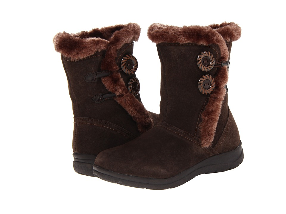 White Mountain Trip (Brown Suede) Women