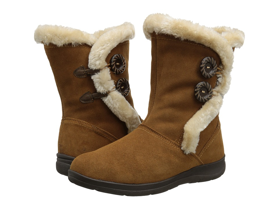 White Mountain - Trip (Chestnut Suede) Women