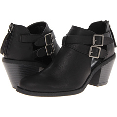 Madden Girl Genus (Black Paris) Footwear