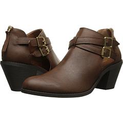 Madden Girl Genus (Cognac Paris) Footwear