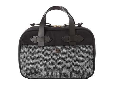 Filson Tweed Tablet Case (Black) Computer Bags