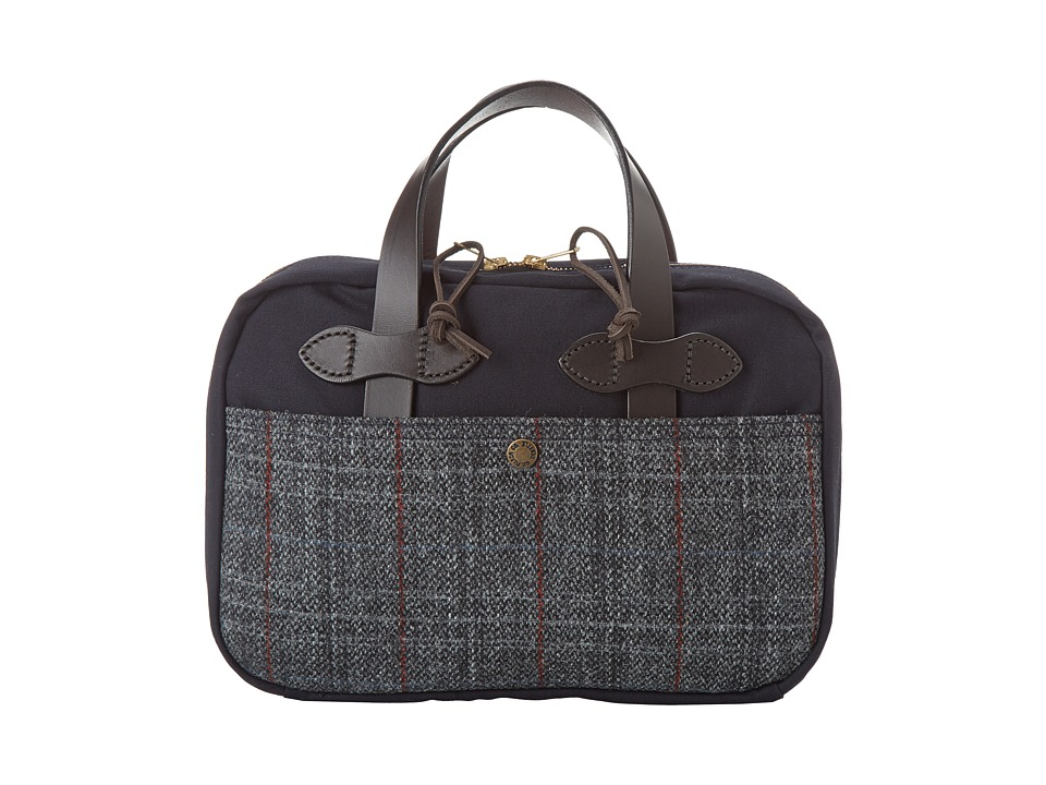 Filson - Tweed Tablet Case (Navy) Computer Bags
