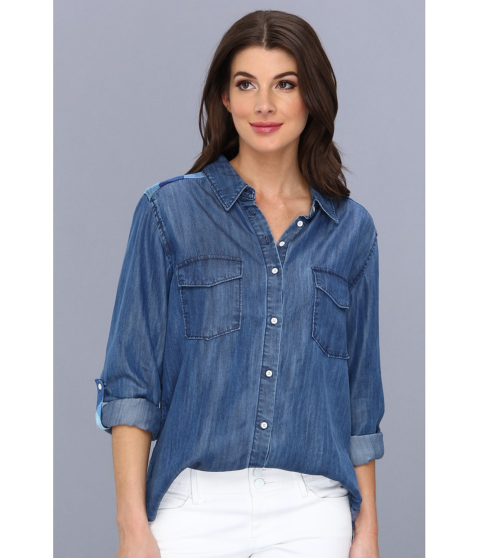 C&C California - Chambray Plain Mixed (Chambray Multi) Women