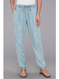 SALE! $61.99 - Save $76 on C C California Textured Chambray Pant (Chambray Multi) Apparel - 55.08% OFF $138.00