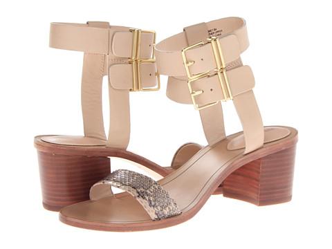 Pour La Victoire - Dagney (Nude/Cigar) Women's Shoes