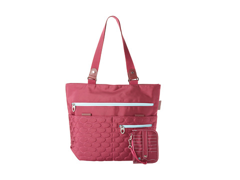 Mosey - Gatitote Bag (Raspberry) Tote Handbags