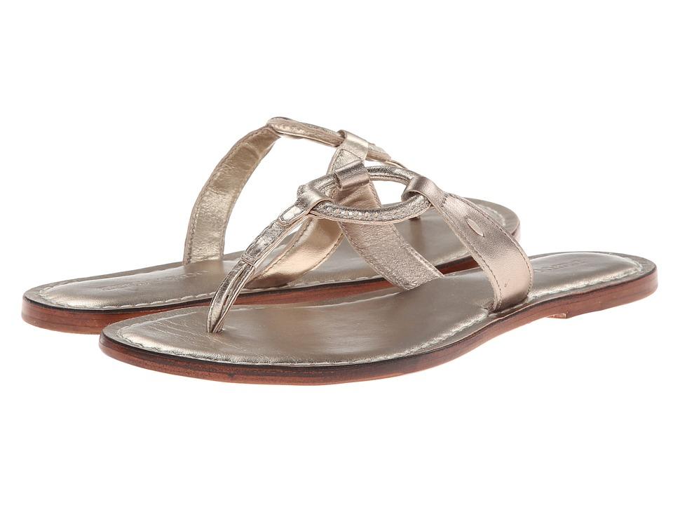 Bernardo - Matrix Sandal (Platinum Calf/Platinum Calf) Women's Sandals