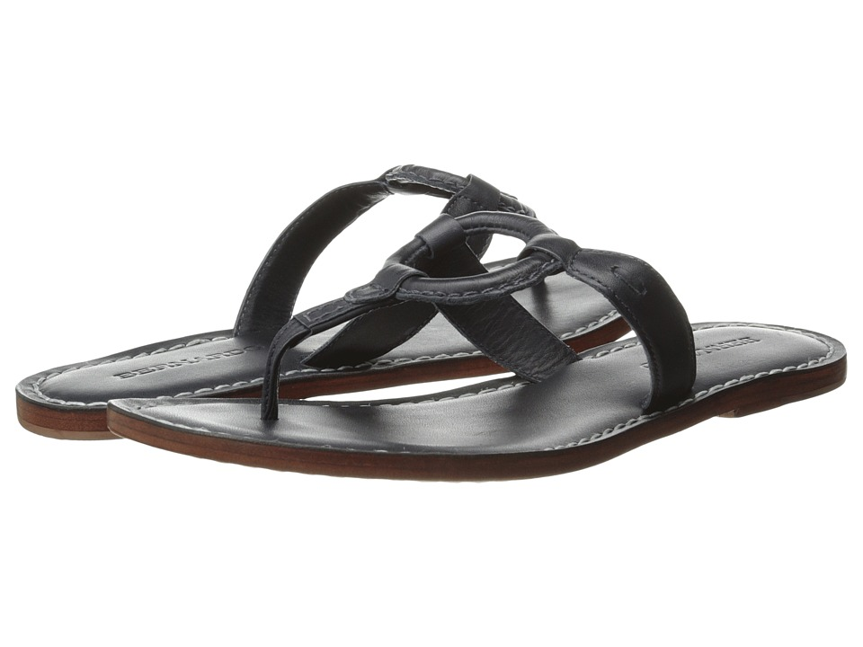 Bernardo - Matrix (Navy Calf/Navy Vachetta) Women's Sandals