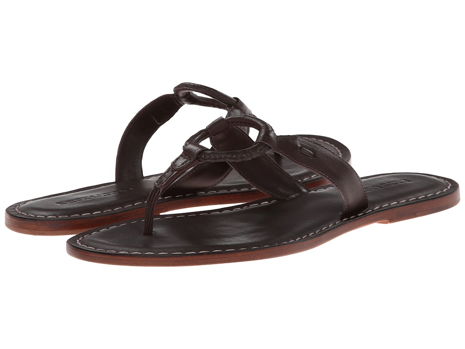 Bernardo - Matrix (Chocolate Calf/Chocolate Vachetta) Women's Sandals
