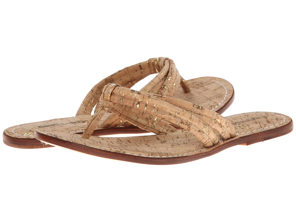 Bernardo - Miami (Cork/Cork) Women's Sandals
