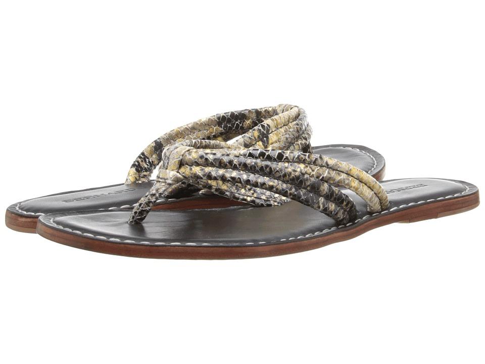 Bernardo - Miami (Crystal Snake/Crystal Snake) Women's Sandals