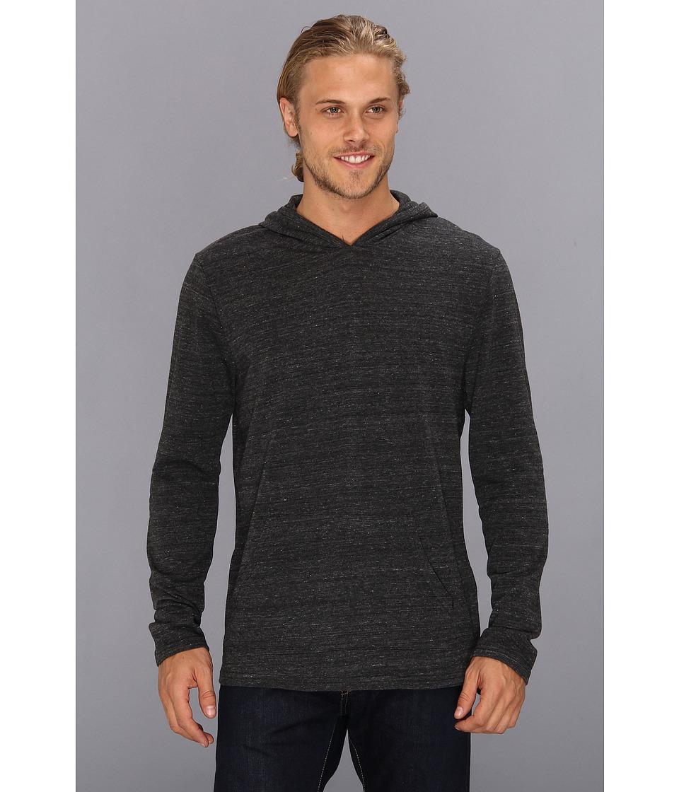 Alternative - Marathon Pullover Hoodie (Eco Black) Men's Sweatshirt