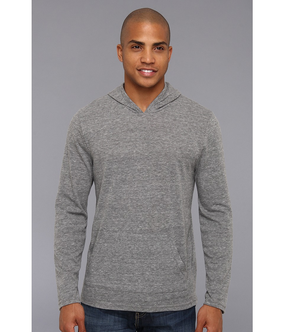Alternative - Marathon Pullover Hoodie (Eco Grey) Men's Sweatshirt