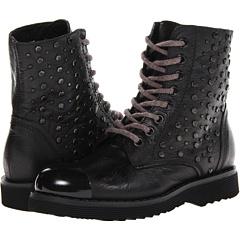 Report Kian (Black) Footwear